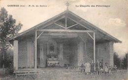 Cormoz Chapelle Canton Saint Trivier De Courtes - France
