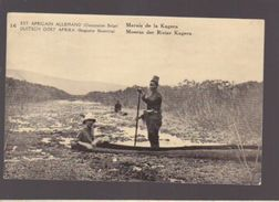 Belgisch CONGO - Est Africain Allemand - N° 16  Marais De La Riviere Kagera - Belgian Congo - Other