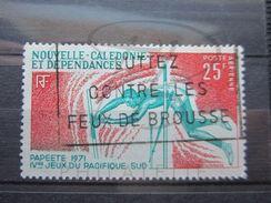 VEND BEAU TIMBRE DE POSTE AERIENNE DE NOUVELLE - CALEDONIE N° 122 !!! - Posta Aerea