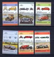 Union Island - 43 - Série Voiture (Cars Car Automobiles Voitures) 16 Valeurs Cote 17 MNH ** - Voitures