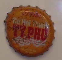 Vietnam Viet Nam Coca Cola Sprite PROMOTION To Be Milliionair / Used Crown Cap / Kronkorken / Capsule / Chapa / Tappi - Caps