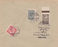 Oesterreich-Brief Innsbruck,Mischfrankatur. - Briefe U. Dokumente