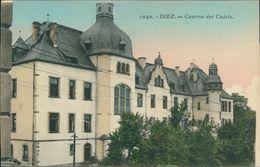 AK Diez, Caserne Des Cadets, Um 1926 (15666) - Diez