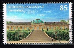 Bund 2016, Michel#  3216 O Sanssouci - BRD