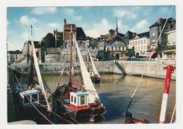 14 Honfleur N°18 La Lieutenance Et Le Port En 1969 Au Gars Normand Société Générale - Honfleur