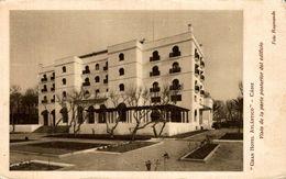 CADIZ. GRAN HOTEL ATLANTICO. VISTA DE LA PARTE POSTERIOR DEL EDIFICIO - Cádiz