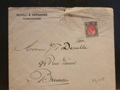 73/023  BRIEF NAAR BRUSSEL 1922 - 1891-1948 (Wilhelmine)