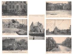 (62) - Lot De 19 CPA De Vermelles - Pas De Calais - Témoignage Guerre 1914 1915 - Bon état - Autres Communes