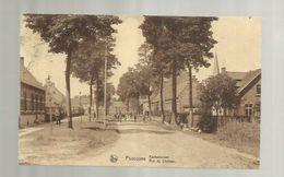 """- **  POUCQUES     **. - """""""" Kasteelstraat -/ Rue Du Château .  """""""" - Nevele"""