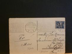 73/012   CP  BRIEFKAART 1923  AMERSFOORT VLAGST. - 1891-1948 (Wilhelmine)