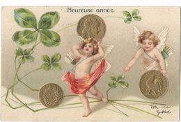 10 Francs Et 20 Francs Or - Heureuse Année - Monnaies (représentations)