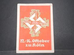 ALLEMAGNE - Carte Postale Patriotique Du Reich - L 9837 - Guerre 1939-45