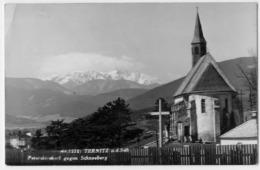 TERNITZ A.d. Sab Peterskicherl Gegen Scneeberg - Österreich