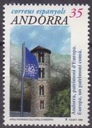 Andorra, Sp., 1999, 270, Gemeinsames Europäisches Kulturerbe.  MNH **, - Unused Stamps