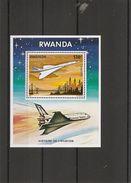 Concorde ( BF 80 XXX -MNH- Du Rwanda) - Concorde