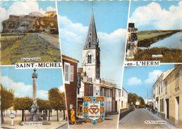 85-SAINT-MICHEL-EN-L'HERM - MULTIVUES - Saint Michel En L'Herm