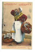17546 - Types Marseillais La Poissotnière La Poissonnière Erreur - Costumes