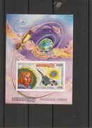 Concorde ( BF 48 XXX -MNH- De La République Khmère) - Stamps