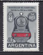 ARGENTINA Trains Railway MNH** - Eisenbahnen