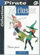 "MELUSINE  ""  HOCUS POCUS "" -  CLARKE / GILSON  - DUPUIS - Mélusine"
