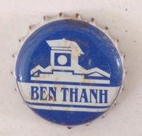 Vietnam Viet Nam Ben Thanh Beer Used Crown Cap / Kronkorken / Capsule / Chapa / Tappi - Capsules & Plaques De Muselet