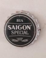Vietnam Viet Nam Saigon Special LAGER Beer Used Crown Cap / Kronkorken / Capsule / Chapa / Tappi - Capsules & Plaques De Muselet