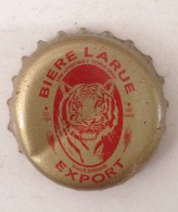 Vietnam Viet Nam Larue Beer Used Crown Cap / Kronkorken / Capsule / Chapa / Tappi - Capsules & Plaques De Muselet