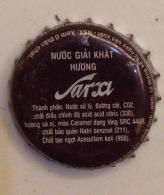 Vietnam Viet Nam Sarsi Used Crown Cap / Kronkorken / Capsule / Chapa / Tappi - Soda
