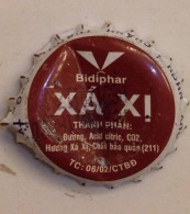 Vietnam Viet Nam Xa Xi Used Crown Cap / Kronkorken / Capsule / Chapa / Tappi - Soda