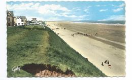 14/ CALVADOS.. LE HOME Sur MER. Les Dunes Et La Plage Vers Franceville - France