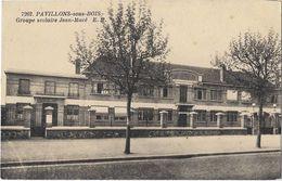 Pavillons-sous-Bois - Groupe Scolaire Jean-Macé - Saint Denis
