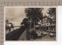 Waldhaus I, D. Hardt Bei Basel - Restaurant Und Pension (1926) - Restaurants