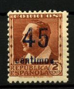 1112- España Nº NE 28 - 1931-50 Nuovi