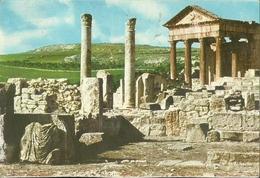 POSTAL ROMA ANTIGUA TUNEZ DOUGGA - Historia