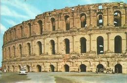 POSTAL ROMA ANTIGUA TUNEZ EL JEM - Historia