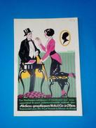 Publicite Suisse Olten Les Ateliers Graphiques Stotz Et Cie - Advertising