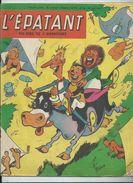 """BD """"L 'épatant Du Rire De L'aventure"""" No 26 Les Pieds Nickelés Et Le Camping - Other Magazines"""