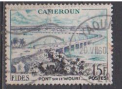 CAMEROUN         N°   301   ( 2 )     OBLITERE         ( O    3599 ) - Oblitérés