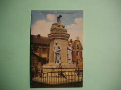 SALLAUMINES  -  62  -  Monument Aux Victimes De La Catastrophe De Courrières  -  Pas De Calais - Autres Communes
