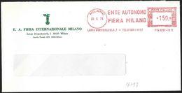 """Italia/Italy/Italie: Ema, Meter, """"Ente Autonomo Fiera Milano"""" - Weltausstellung"""