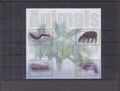 Guyana - 2003 - Animals - Yv 5703E/H - Non Classificati