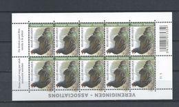 4305 KORHOEN BUZIN VOGEL POSTFRIS**  2013 VELLETJE PLAATNUMMER 1 - Unused Stamps