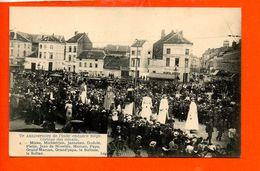 Anniversaire De L'indépendance Belge - Cortège Des Géants - Manifestations