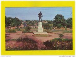 GUINE BISSAU GUINEA 1960 YEARS AFRICA AFRIKA AFRIQUE TEIXEIRA PINTO MONUMENT POSTCARD - Guinea-Bissau