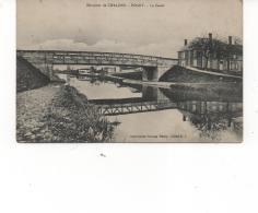 Pogny  51  Le Canal - Ohne Zuordnung