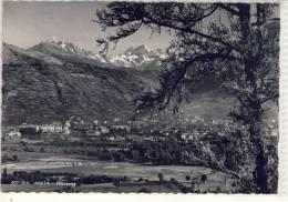 AOSTA - Panorama , Ca. 1950 - Aosta
