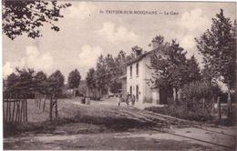 St Triviers Sur Moignans La Gare - Autres Communes