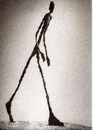 Giovanni Giacometti / Homme Traversant Une Place 1949 - Pintura & Cuadros