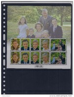 Belgie - Belgique Blok - Koninklijke Familie - Famille Royale - Blocs 1962-....