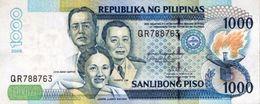 PHILIPPINES 1000 PISO (PESOS) 2006 P-197g XF/AU S/N QR788763 [PH1051g] - Philippines